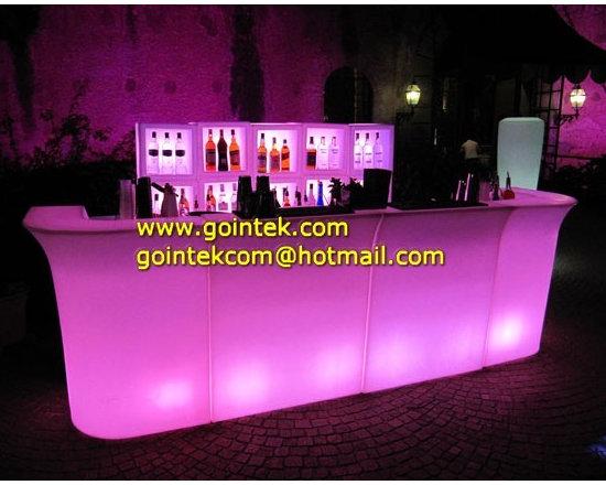 LED Straight Bar Counter -