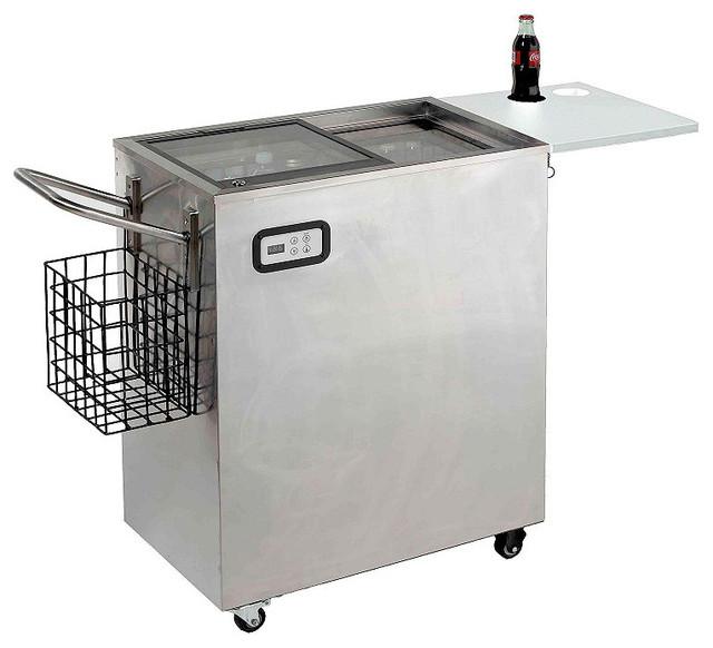 Avanti Portable Outdoor Beverage Cooler - Traditional - Beer And Wine Refrigerators