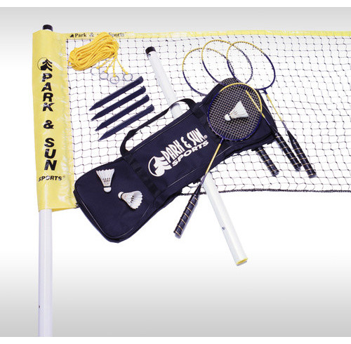 Badminton Game Set modern-outdoor-and-lawn-games