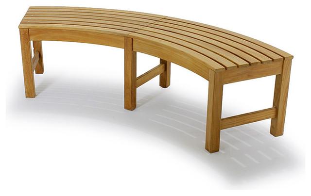 Buckingham Backless Bench Modern Outdoor Benches  : modern outdoor stools and benches from www.houzz.com size 640 x 404 jpeg 48kB