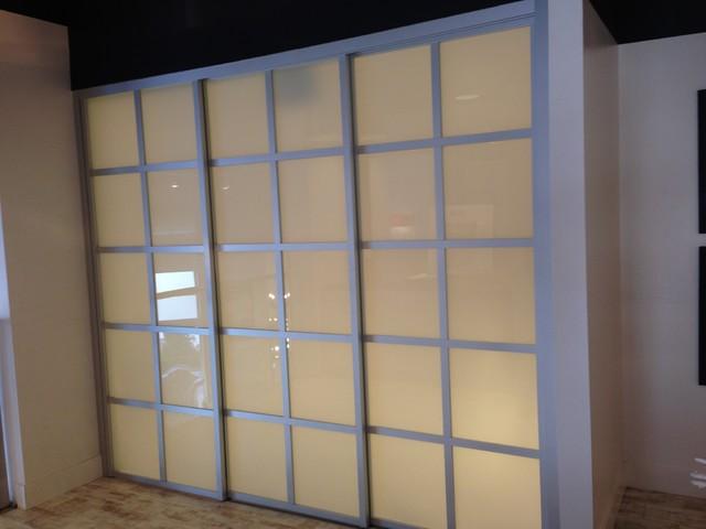 LOOK Salon Room Divider contemporary-interior-doors