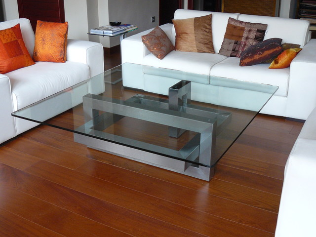 IOS contemporary coffee tables