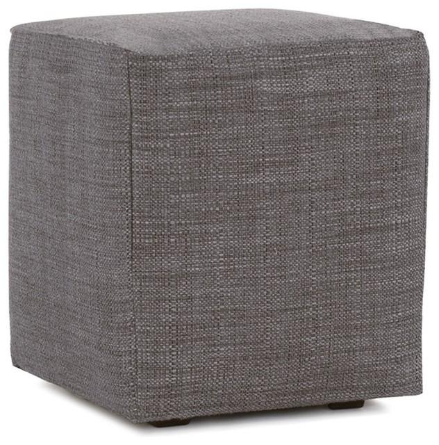 Coco Slate Universal Cube Cover Contemporary