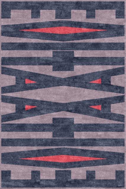 The Evita Rug contemporary-carpet-flooring
