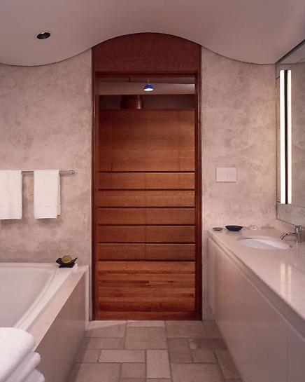 James Wagman Architect, LLC - Loft - Noho contemporary-bathroom