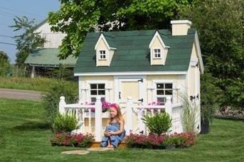 childrens playhouse diy