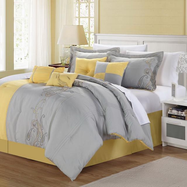 Yellow King Size Bedding Uk