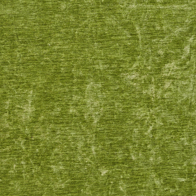 Lime Green Solid Woven Velvet Upholstery Fabric By The