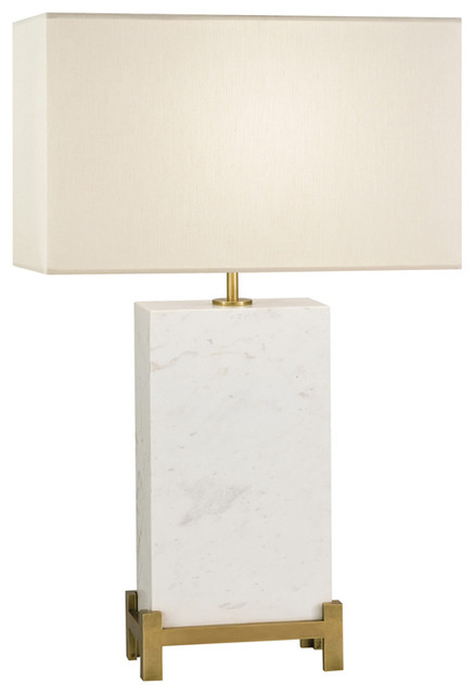 marble brass base table lamps 826410 2st contemporary table lamps. Black Bedroom Furniture Sets. Home Design Ideas