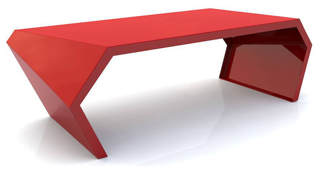pac bench red modern upholstered benches by inmod