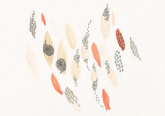 June Digital by CristinaBStudio modern-artwork