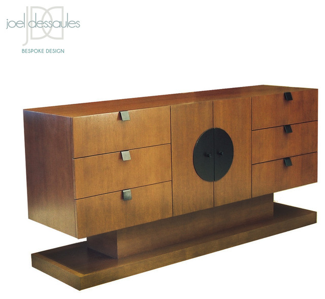 Ming Credenza Contemporary Buffets And Sideboards Los Angeles