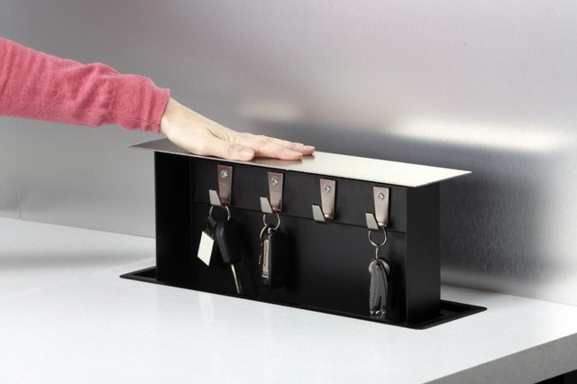 S-Box Pop-up Key Organization - Contemporary - Kitchen Drawer Organizers - raleigh - by ...