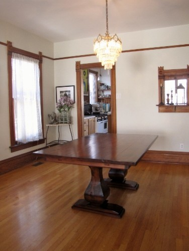Past Projects traditional-dining-room