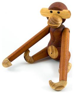 Kay Bojesen Monkey modern-kids-toys