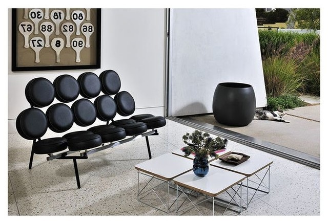 George Nelson Style Marshmallow Sofa Modern Vancouver By Rove Concepts