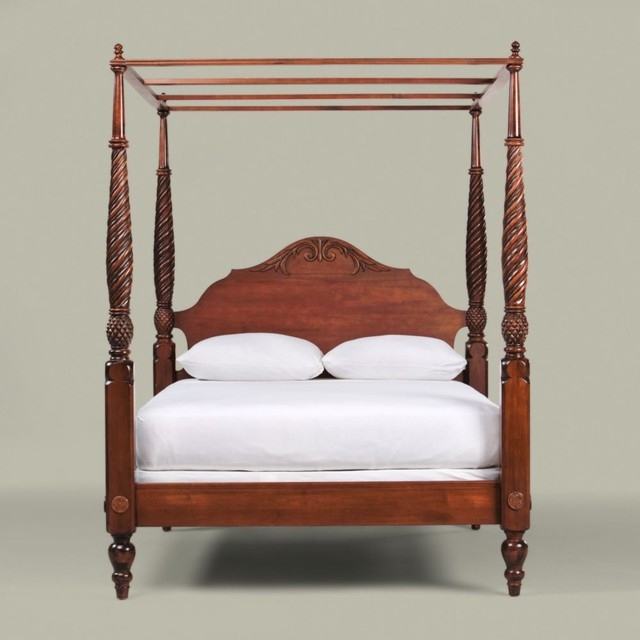 british classics montego canopy frame traditional-beds