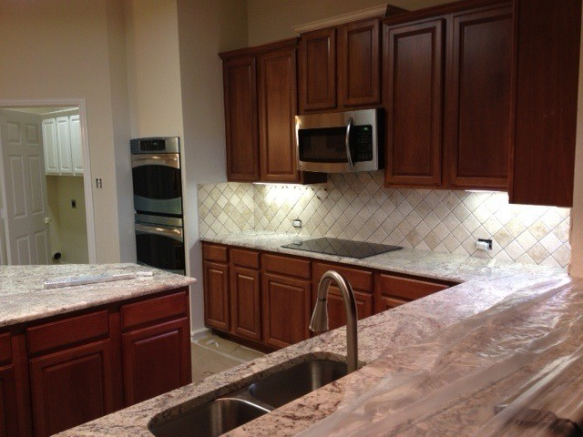 Kitchen - White Springs - Kitchen Countertops - dallas ...