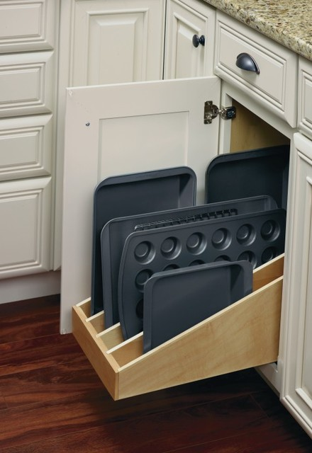 Diamond Tray Divider Cabinet - Kitchen Drawer Organizers - other metro - by MasterBrand Cabinets ...