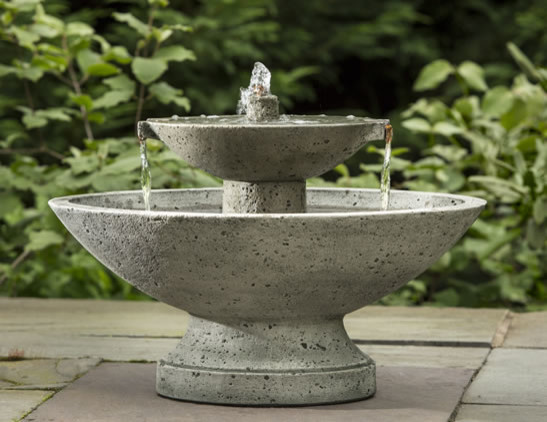 jensen outdoor water fountain outdoor fountains and ponds portland