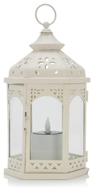 Decorative Solar Lantern Mediterranean Candleholders