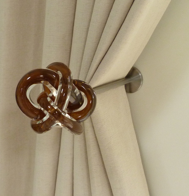 curtain tie back bar ~ decorate the house with beautiful curtains