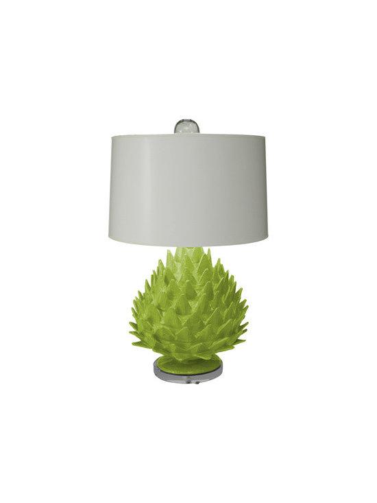 Artichoke Lamp -