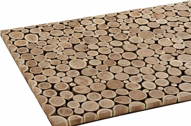 Branch Mat CB2 contemporary rugs
