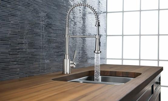 Teak Countertop with Sink.jpg kitchen-countertops