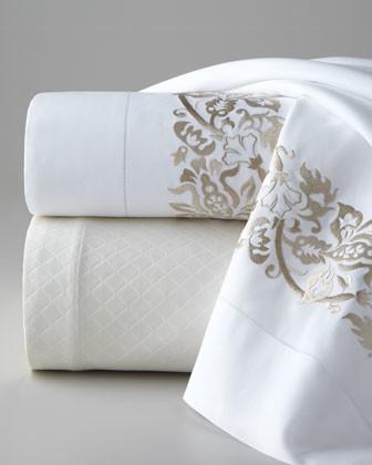 SFERRA Standard Embroidered Sham traditional-shams
