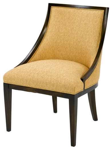 676 CHAIR by Wesley Hall contemporary chairs