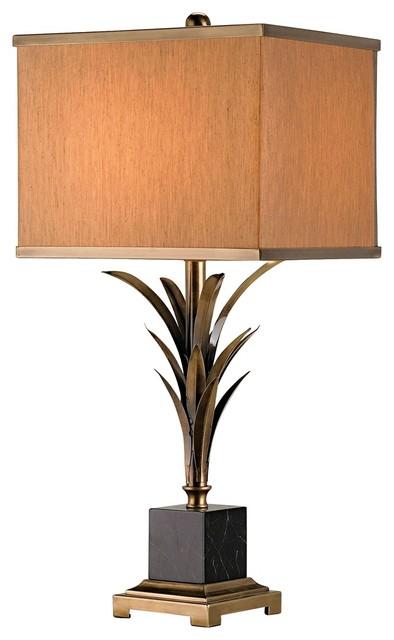 Currey and Company Killarny Table Lamp contemporary-table-lamps