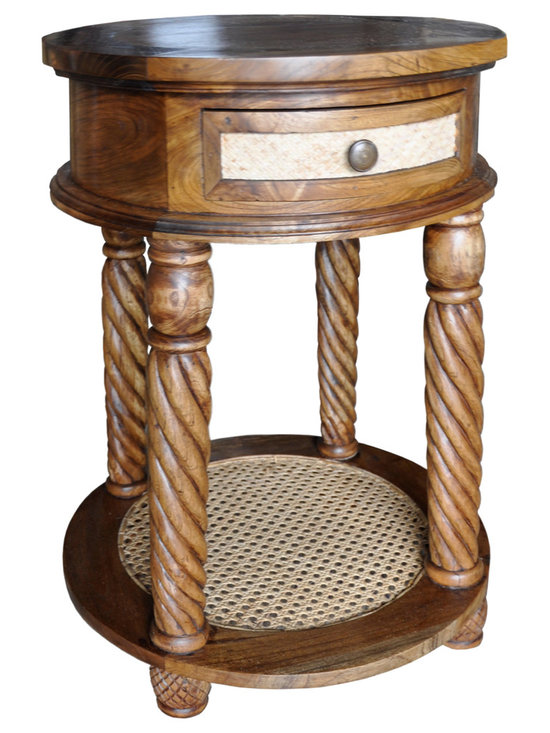 Island Collection - St Barth Side Table