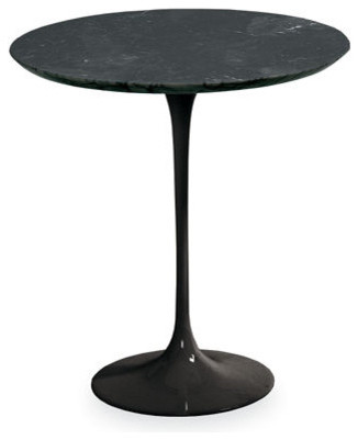 Saarinen end table room board modern side tables for Room and board saarinen table
