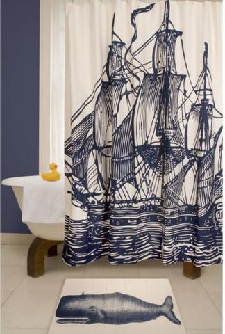 Thomas Paul shower-curtains