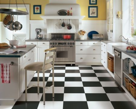 French Country Kitchen Color