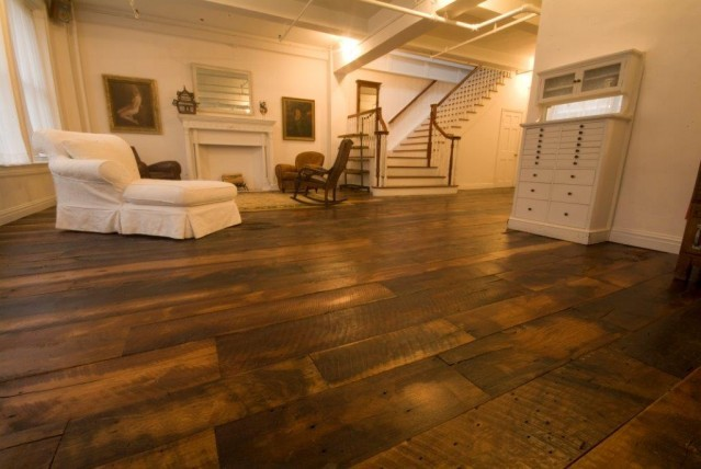 ... Flooring - Traditional - Hardwood Flooring - by Real Antique Wood Mill