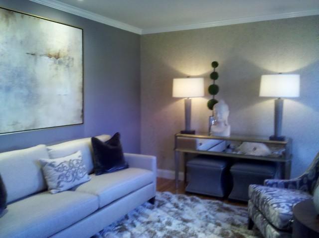 Zen living room for Living room design zen