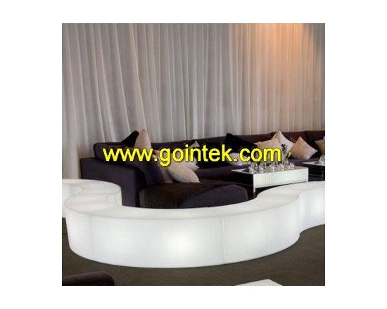 led stool set,led table stool -