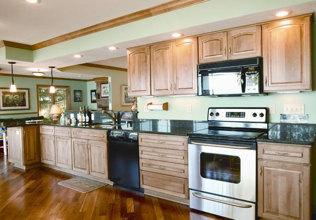Tri Level Remodel Kitchen