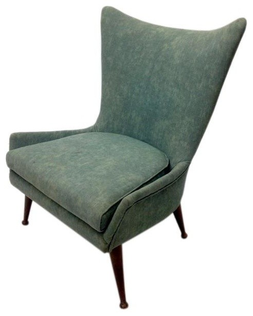 Antiques Moderne for Mid Century Consignments modern-chairs