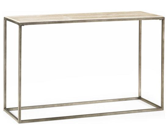 Console Table - Modern Basics by Hammary -