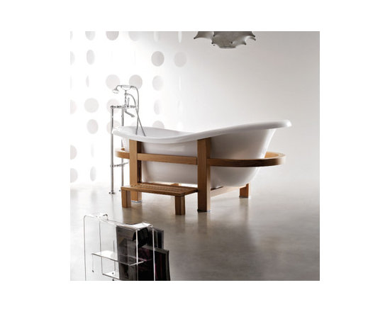 Spa@Home Epoca Bathtub by WS Bath Collection -