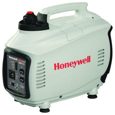 Portable Generator: Honeywell 2,000-Watt Gas Powered AC Power Inverter 6066 contemporary-cable-management