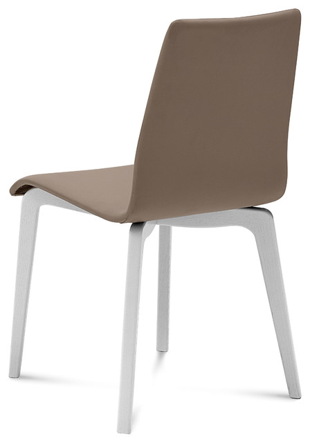 Jude-L Chair, Taupe (Set of 2) modern-living-room-chairs