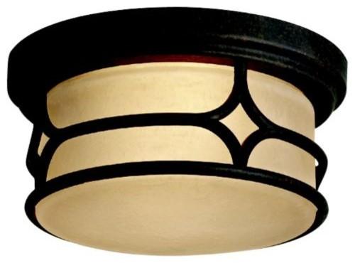 Chicago Indoor/Outdoor Flushmount modern-ceiling-lighting