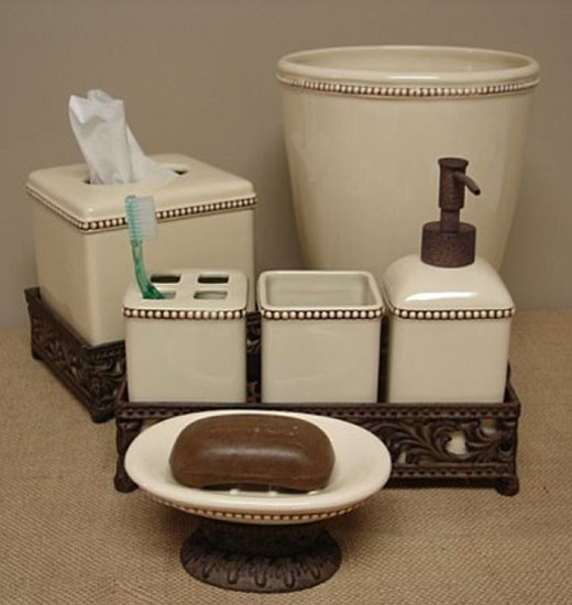 The gg collection bathroom accessories traditional for The collection bathroom accessories