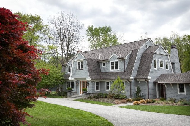 Ruxton Project traditional-exterior