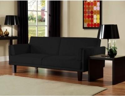 Ameriwood Metro Futon - Black modern-futons
