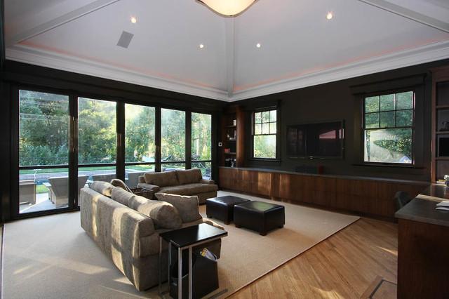 Marin Residence living-room